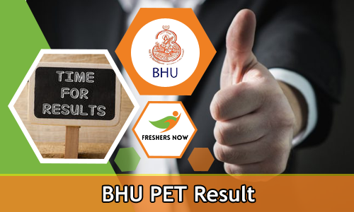 BHU PET Result