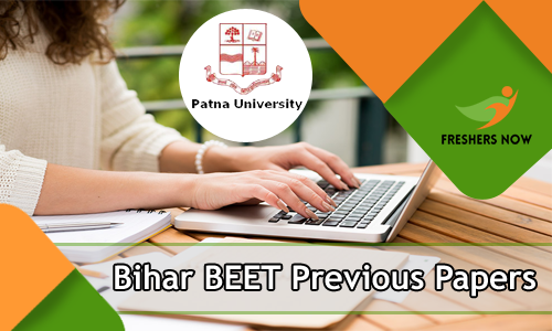 Bihar BEET Previous Papers