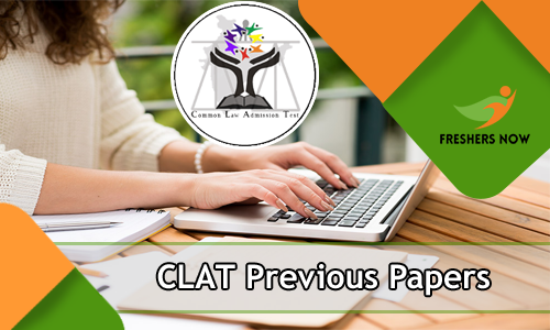 CLAT Previous Question Papers