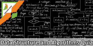 Data Structure and Algorithms Quiz