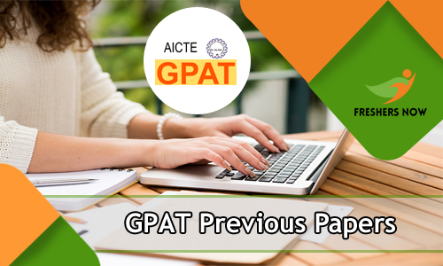 GPAT Previous Question Papers