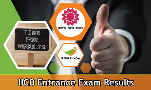 IICD Exam Result