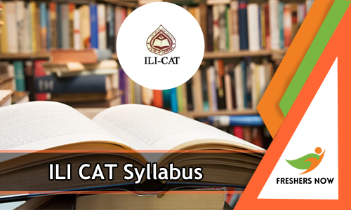 ILI CAT Syllabus
