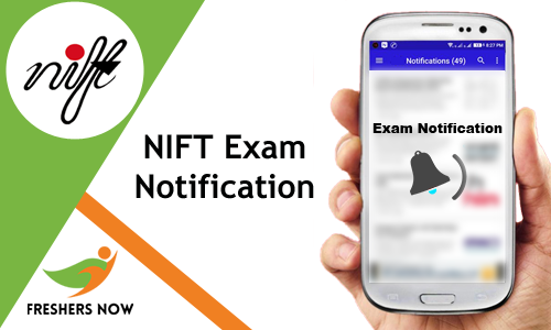 NIFT Notification