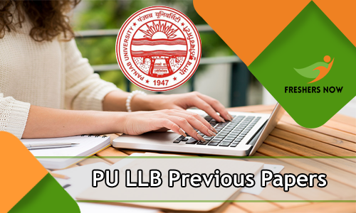 PU LLB Previous Year Question Papers