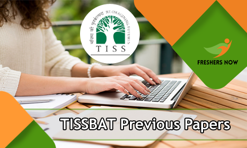 TISSBAT Previous Year Question Papers