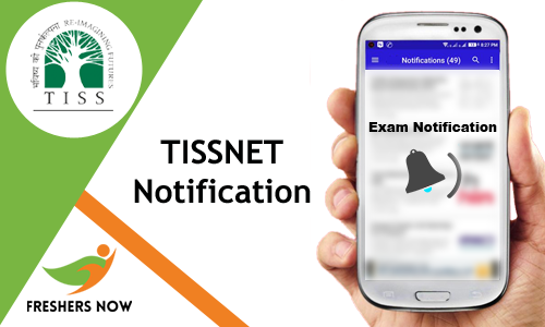 TISSNET Notification