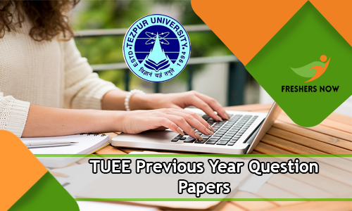 TUEE Previous Year Question Papers PDF Download - TUEE