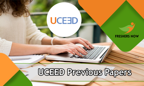 UCEED Previous Papers