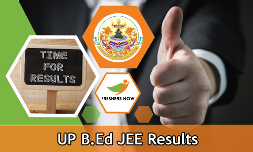 UP B.Ed JEE Result