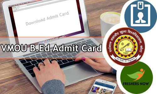 VMOU B.Ed Admit Card