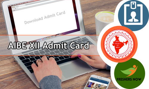 AIBE XII Admit Card