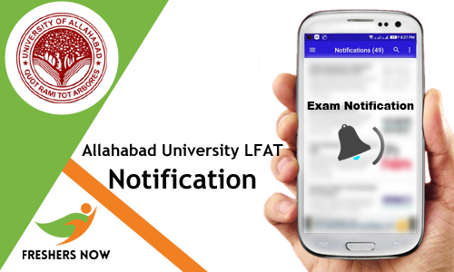 Allahabad-University-LFAT-Notification