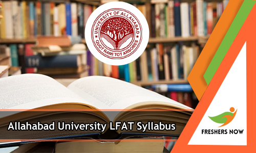 Allahabad-University-LFAT-Syllabus
