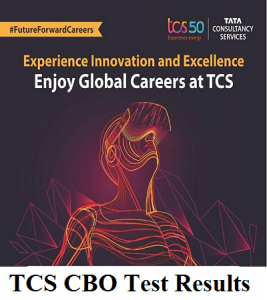 TCS CBO Test Results