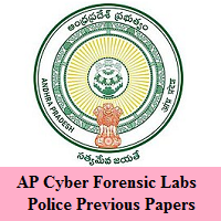 AP Cyber Forensic Labs Police Previous Papers