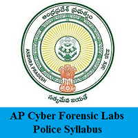 AP Cyber Forensic Labs Police Syllabus