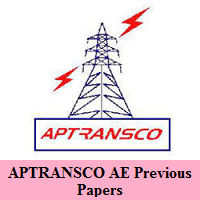APTRANSCO AE Previous Papers
