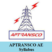 APTRANSCO AE Syllabus