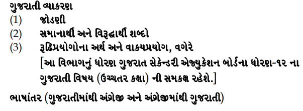 Gujarat High Court Gujarati Language
