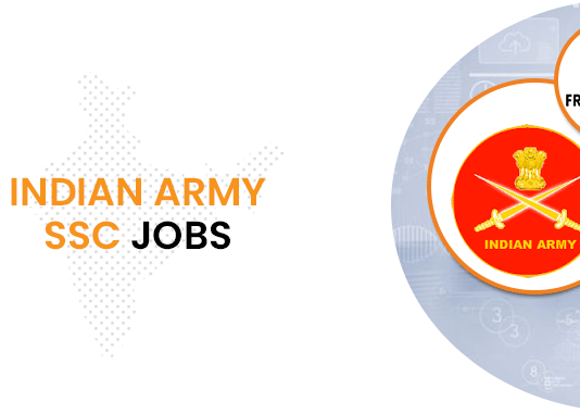 Indian Army SSC Jobs