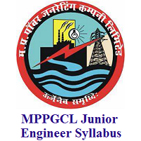 MPPGCL Junior Engineer Syllabus