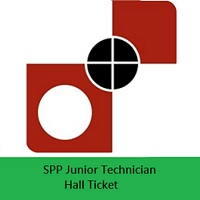 SPP Junior Technician Hall Ticket