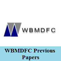 WBMDFC Previous Papers