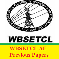 WBSETCL AE Previous Papers