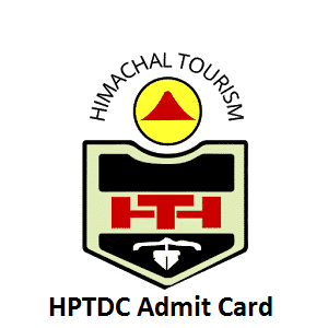 hptdc admit card