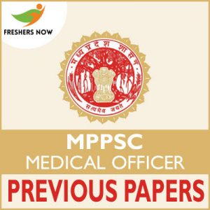 MPPSC Medical Officer Previous Papers