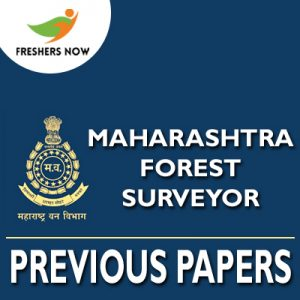 Maharashtra Forest Surveyor Previous Papers
