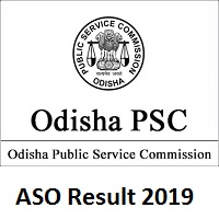 OPSC ASO Result 2019