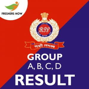 RPF Group A B C D Result 2019