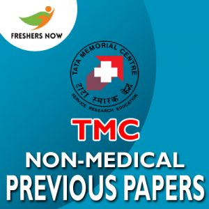 TMC Non-Medical Previous Papers