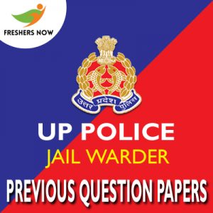 UP Police Jail Warder Previous Question Papers