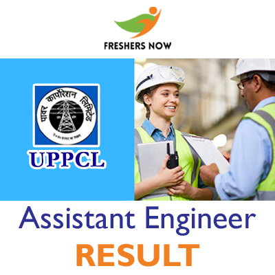 UPPCL Assistant Engineer Result 2019