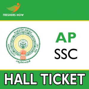AP SSC Hall Ticket