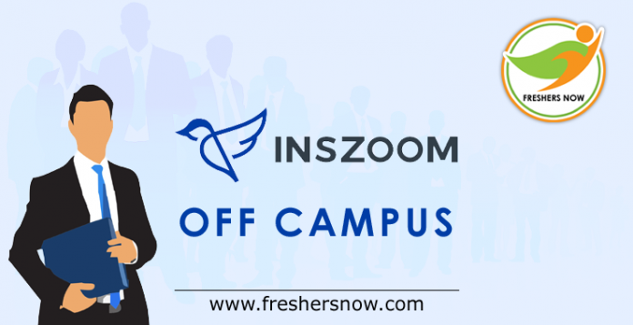INSZoom Off Campus 2019