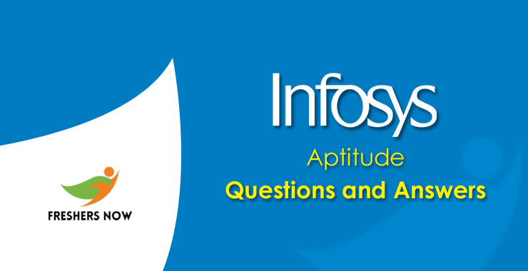 infosys aptitude questions and answers pdf for freshers