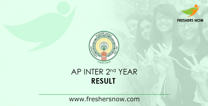 AP Inter 2nd Year Result 2019