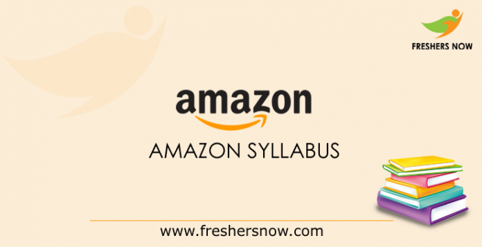 Amazon Syllabus