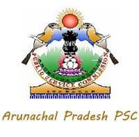 Arunachal Pradesh PSC JE Jobs