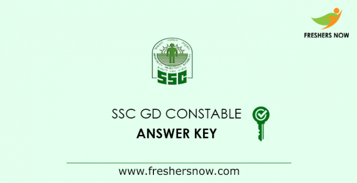 SSC-GD-Constable-Answer-Key