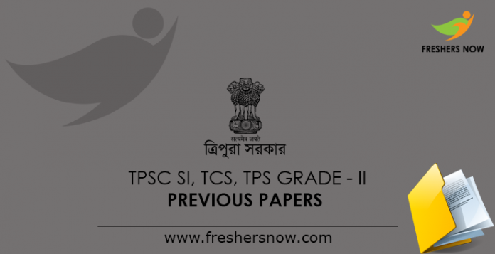 TPSC Previous Papers