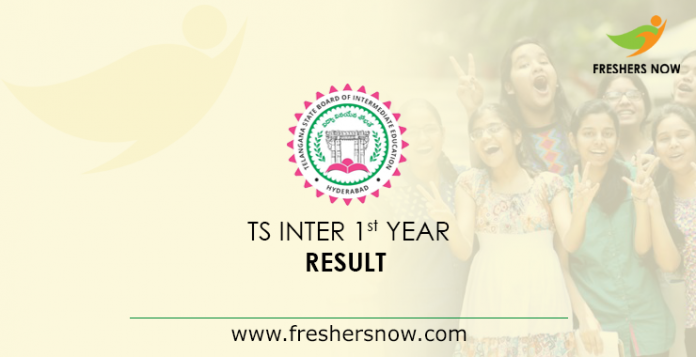 TS Inter 1st Year Result 2019
