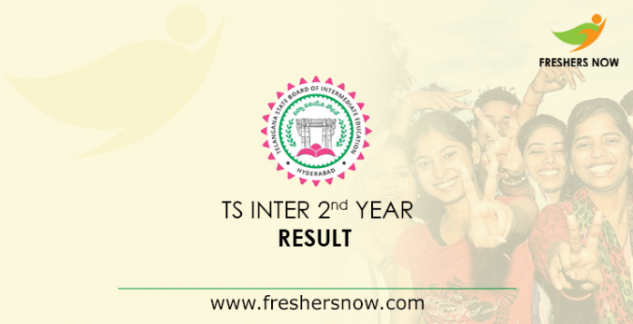 TS Inter 2nd Year Result 2019
