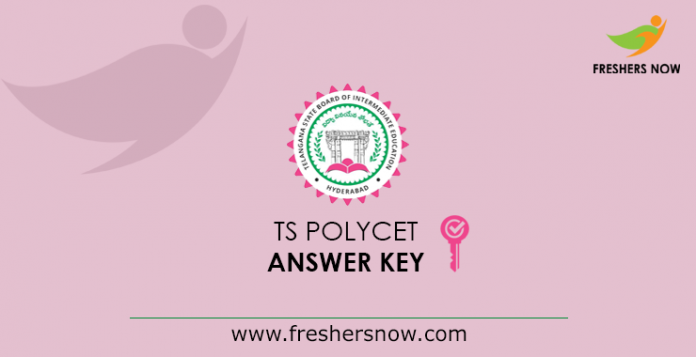 TS Polycet Answer Key 2019