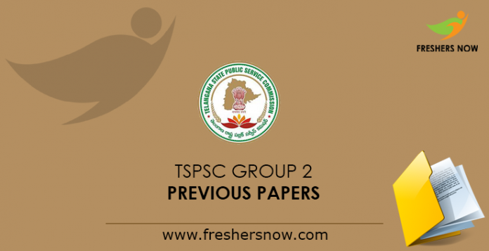 TSPSC Group 2 Previous Papers