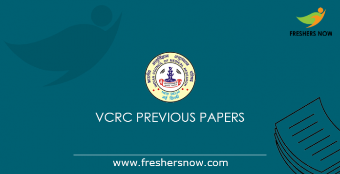 VCRC Previous Papers